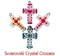 Crystal Crosses - Because every good SAP needs one.