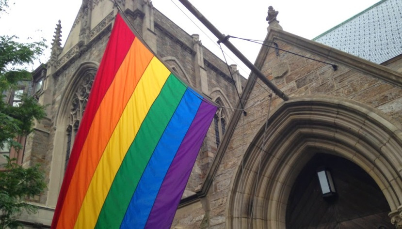 Have the nice clergy opened the church doors to gay marriage?