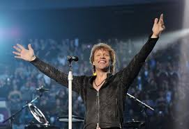 Doing a Bon Jovi: Livin' On A Prayer…